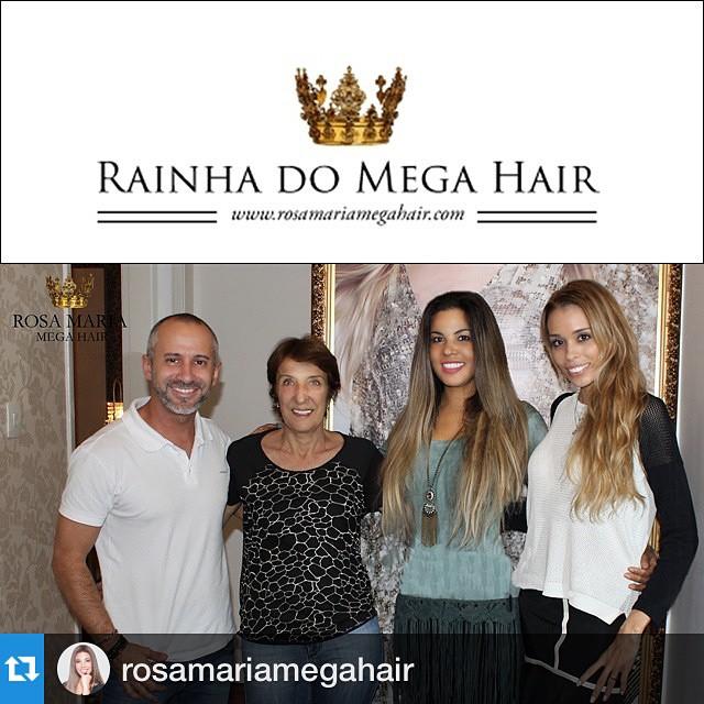 ✨Equipe reunida✨???? #Repost @rosamariamegahair ・・・Equipe RM Megahair reunida em São Paulo. @roniesupi Nanci Borges, Rosa Maria e Fernanda Salvi @cabelos_lindos #newhair #cabelo #cabelos  #hair #hairextension #hairdresser #rainhadomegahair #rosamariamegahir #caras #carasonline #saopaulo #riodejaneiro #alongamentodecabelo #alongamentodecabelos #riodejaneiro  #portoalegre #newhair #cabelo #cabelos  #hair #hairextension #hairdresser #CabelosLindos #CabelosLindosViaja #SiteCabelosLindos