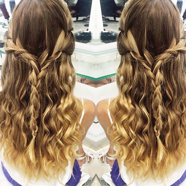 ✨ Tem Cabelo do Dia no #BlogCabelosLindos com dicas de produtos, ferramentas e inspirações! Como vocês gostam!❤️ Corre lá ➡️ http://bit.ly/180JjgG ? #cabelo #hair #NaBancada @matheustauber #braid #waves #CabelodoDia #penteado @fredericfekkai @tresemmebr ✨tks @_kellyavargas ?______________________________________?{Quando você se foca em algo pelo qual é apaixonado, as coisas acontecem ainda mais rápido}? #frase #life #love #work ?