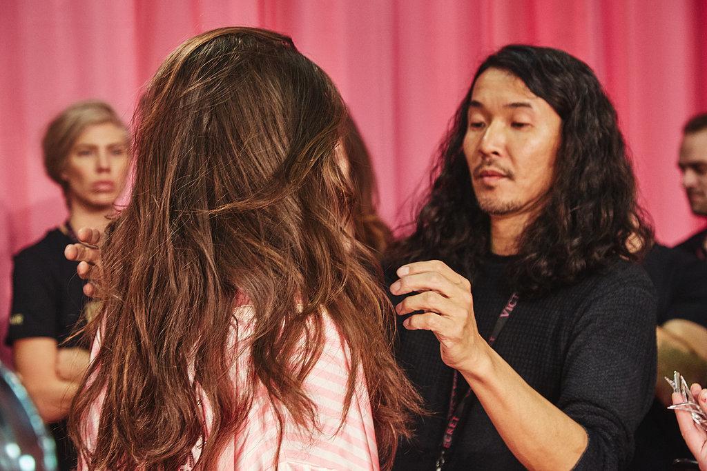 cabelo victoria secrets