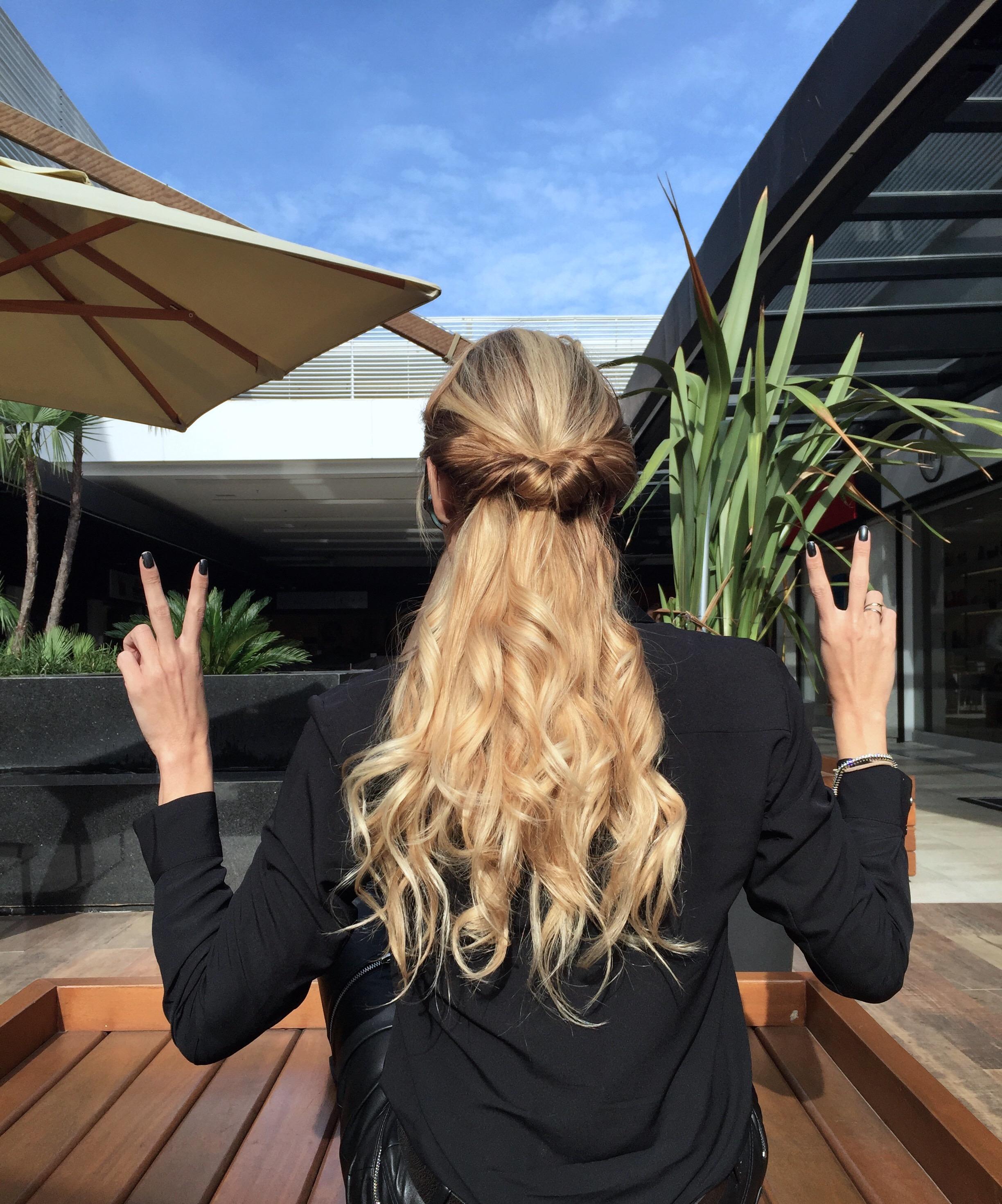 cabelo para festa
