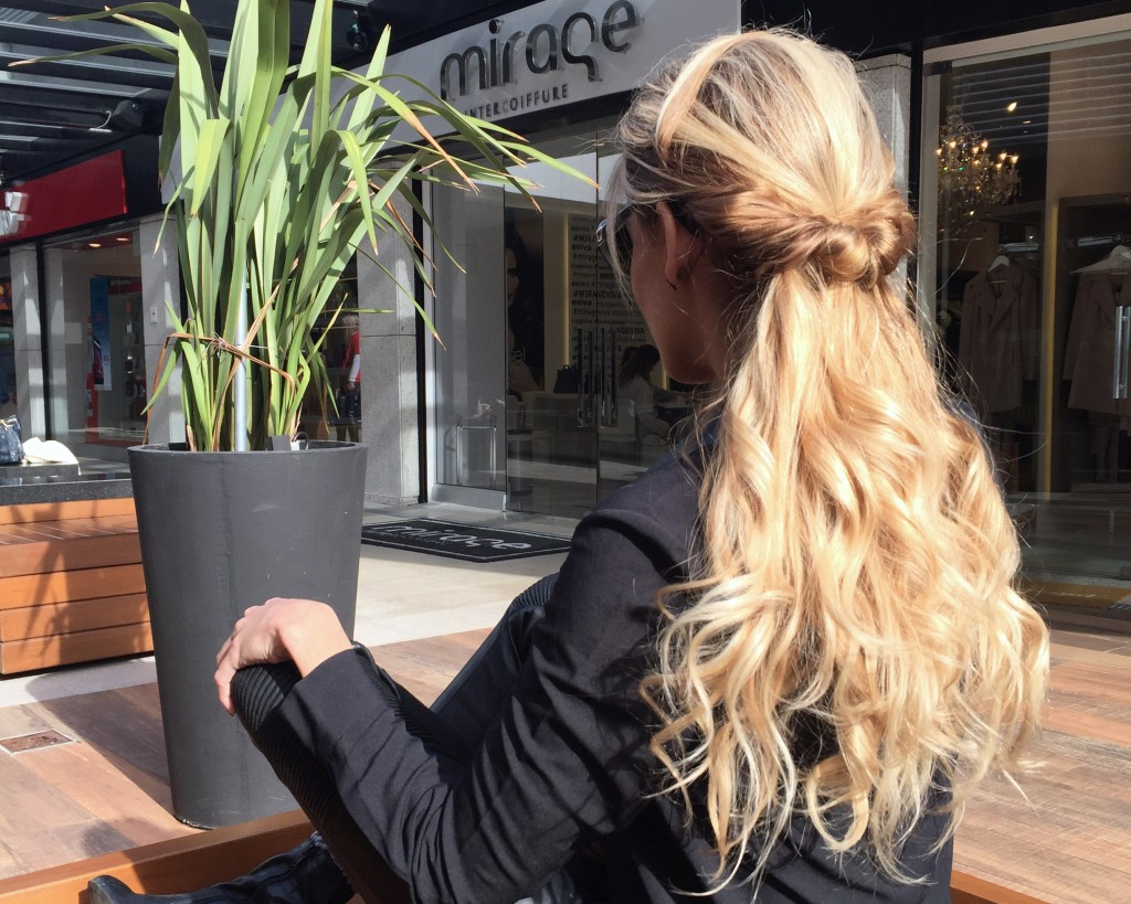 cabelo do dia